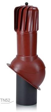 К52 - Вентиляционный выход WIRPLAST NORMAL с механическим вентилятором