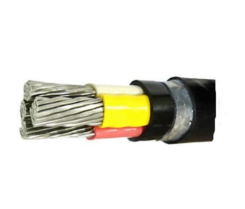 кабель АВБбШв 3х6 1х4