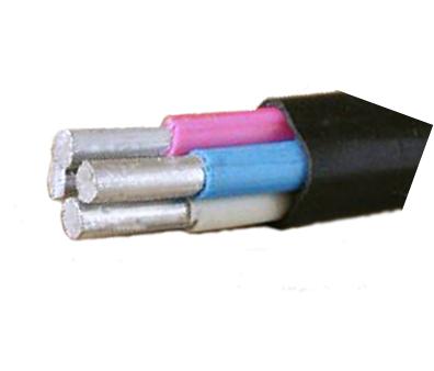 кабель АВВГ 3х6 1х4