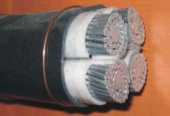 Кабель АВВГ 4х120 силовой, алюминиевый, купить