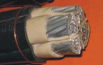 Кабель АВВГ 4х50 силовой, алюминиевый, купить
