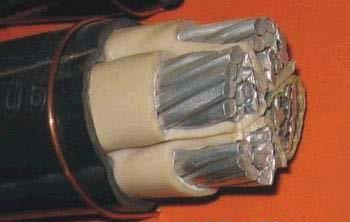 Кабель АВВГ 4х70 силовой, алюминиевый, купить