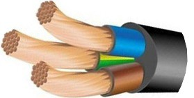 кабель КГ 3х150