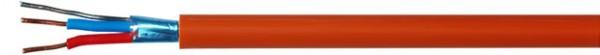 Кабель огнестойкий безгалогенный (N)HXH FE 180/E30 0,6/1kV 2x1,5