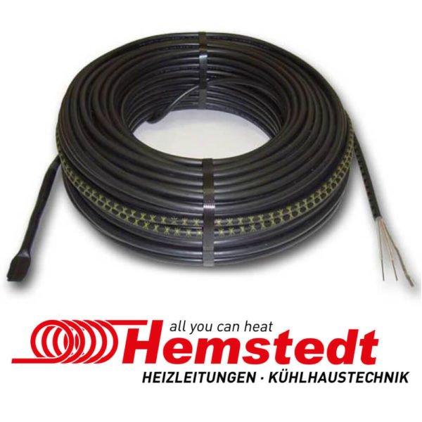 Фото  1 Тонкий нагревательный кабель DR 54м, 675Вт, Hemstedt (Германия) 1888599