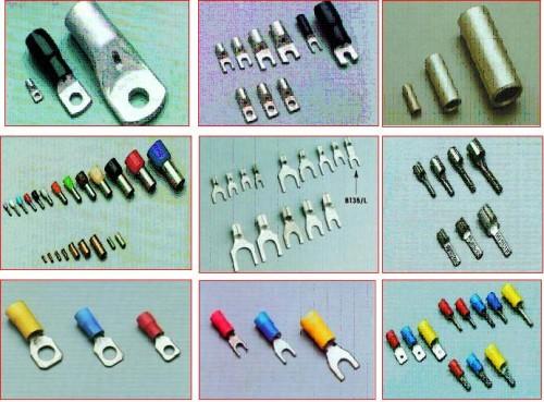 кабельные наконечники меднолуженные от 0.5 мм2 до 400 м2. в ассортименте.