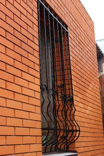Качественные металлические решетки на окна
