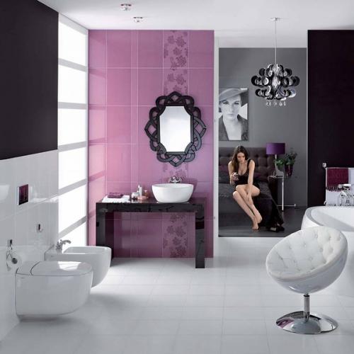 Кафельная плитка для ванной комнаты БАРИЧЕЛЛО ОПОЧНО Размер 30х45 Купить в Донецке