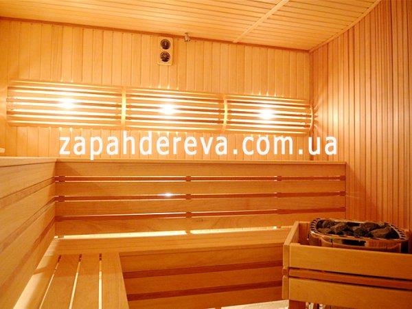 Фото 3 Брус полиць ( лежак ) для лазні та сауни 149245