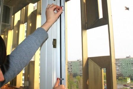 Как правильно замерить москитную сетку пластикового окна?