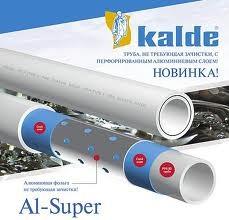 Kalde Труба STABI незачистная.20 PN 25 Super Pipe