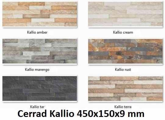 Kallio 450x150x9