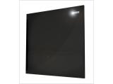 Фото  1 Керамический обогреватель Кам-ин 475 Вт 600х600 мм с терморегулятором черный 1930249