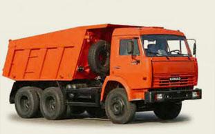 КАМАЗ 65115, грузоподъёмность: 15 т, объем платформы: 13 м. куб.