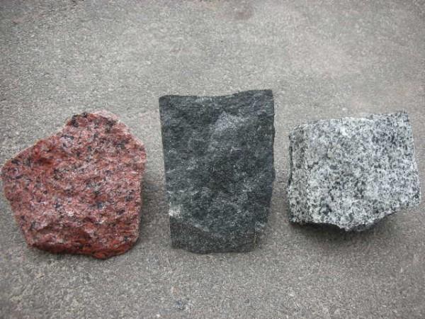 Камень бут Бутовой камень Гранитный бут Забутовочный камень