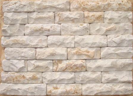 Камень известняк Белый