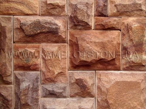 камень плато клинкер