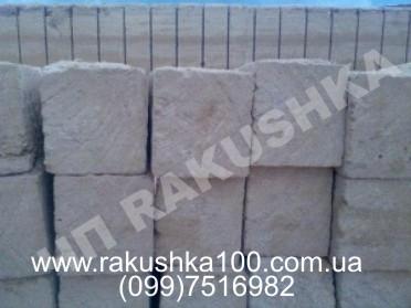 Камень ракушечник ЛЬВОВ