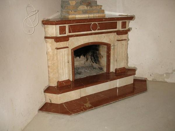 Камин мраморный Мариуполь каминные порталы