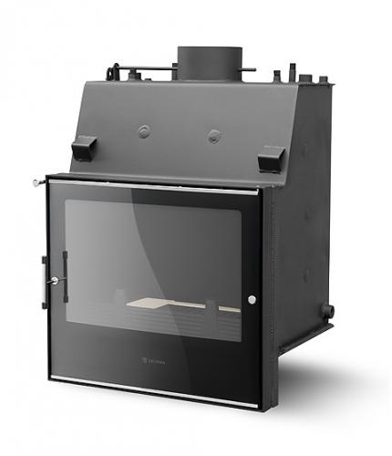 камин с водяной рубашкой стандарт люкс 15 кВт Лехма для системы без давления 1540 евро