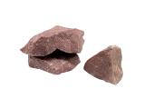 Фото  1 Камінь Малиновий кварцит колотий середній 20 кг Дерево Карпати (41d56bf9958f) 2355533