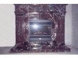 Фото  2 Камины мраморные Rosso Levanto порталы мраморные 242582