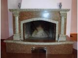 Камины из грнита и мрамора Камины - это лучшее решение для создания уютного и домашнего очага