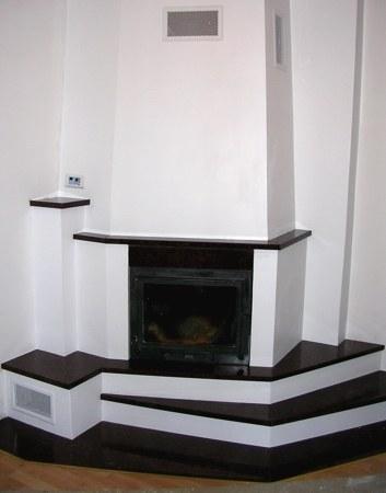 Каминная топка Tarnava Classic (дверка Comfort) 16кВт для отопления дома до 170м2