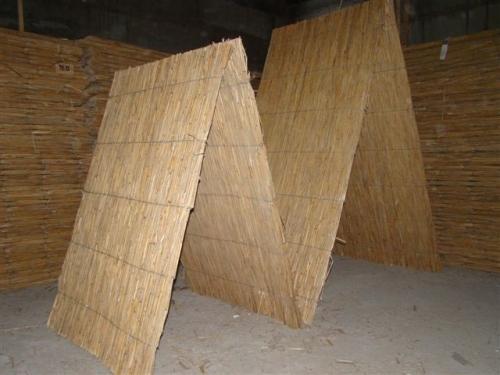 Камыш для крыш, навесов, ограждений, утеплитель