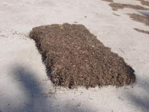 КАМКА – утеплитель. Изделия из морской травы (КАМКА), для утепления крыш, потолков, стен, полов жилых помещений.