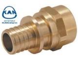 KAN-therm соединитель Push с манжетой 12х2,0 мм, 1/2 внутренняя резьба 9014.590