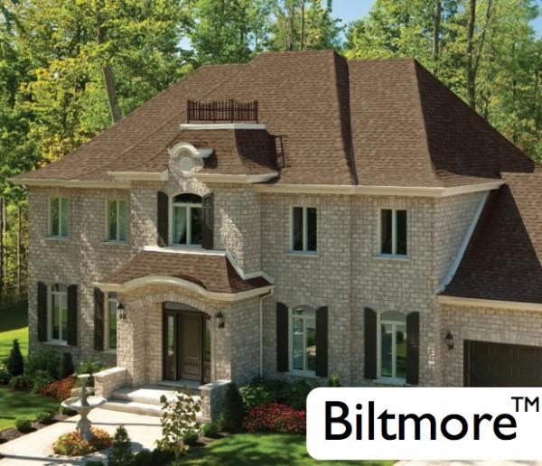 Канадская битумная черепица IKO Biltmore