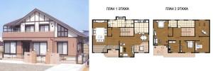 Канадский Дом 272,0 м2 за 93 255 У.Е., проект «ЖИЗЕЛЬ» - Технология SIP
