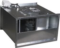 Канальные вентиляторы для прямоугольных каналов RK 400x200 C3, 3-х фазный