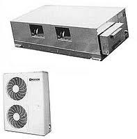 канальный, высоконапорный кондиционер DEKKER DDHSH480R/Y