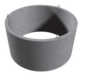 Канализационные кольца КС 15-9 Доставка, монтаж.