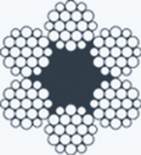 Канат 24,0мм ГОСТ 2688-80