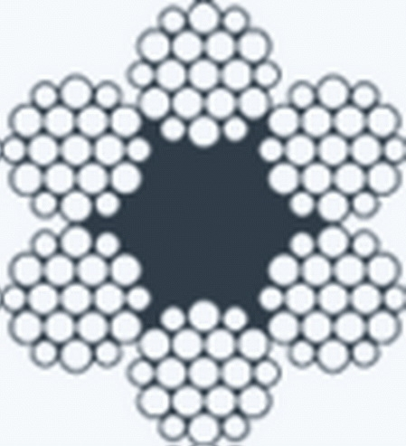 Канат 6,9мм ГОСТ 2688-80