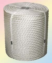Канат полиамидный диаметр 26мм (бухта 100м/п)