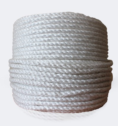 Канат полипропиленовый диаметр 12мм (бухта 100м/п)