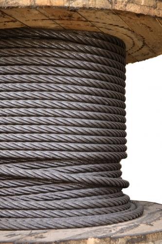Канат стальной оцинкованый черный ГОСТ 3055, 3069,2688,3077,7668, 3062.