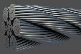 Канат сталевий подвійної