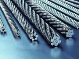 Канат, трос стальной, оцинкованный, нержавеющий в ассортименте размеры и плетение.
