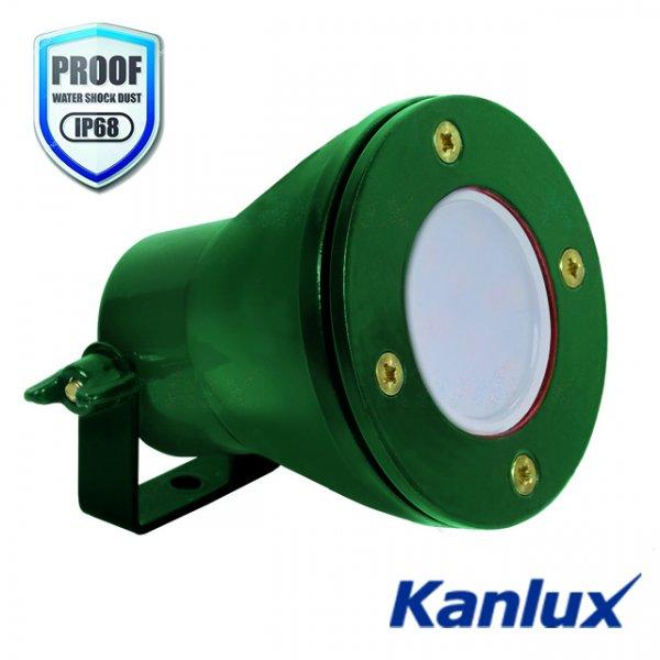 Фото  1 Ландшафтный подводный светильник Kanlux AKVEN LED IP68, погружение до 3 м. 2031353
