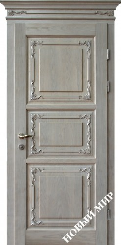Канны - межкомнатная дверь, дуб