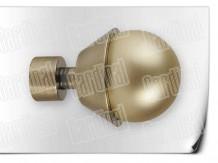 Карниз металический кованый с окончанием мельба длинной от 1м и до 20ти метра.