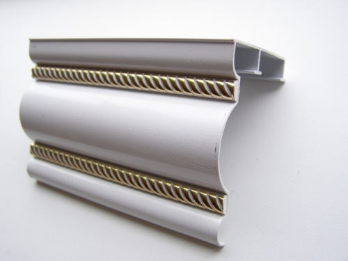 Карнизы алюминиевые (производитель)