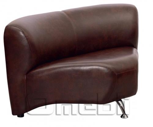 Каролина диван угловой модуль Неаполь N 03 A31020