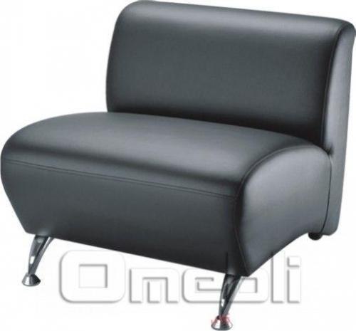 Каролина кресло (одноместный) Неаполь Черный N 20 A30976