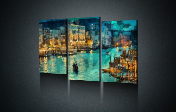 """Картина """"Вечерняя Венеция"""" от 510 грн"""